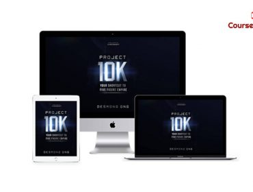 Project 10K is consisted of 4 weeks (twice weekly) of online live classes where Desmond and his team of experts will show you how you can start a proven digital product empire that will generate you online sales with the goal of hitting that $10,000 mark in less than two weeks.