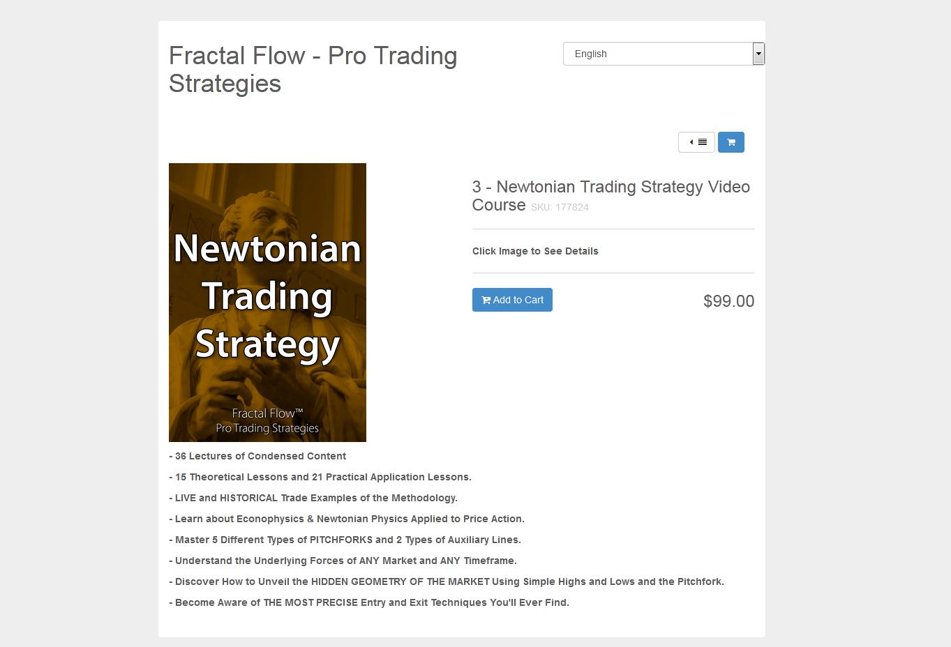 Fractal Flow - Pro Trading Strategies