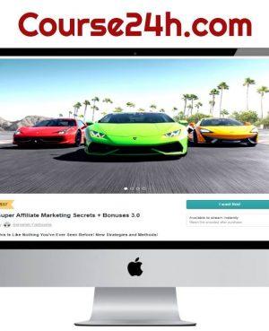 Benjamin Fairbourne - Super Affiliate Marketing Secrets + Bonuses 3.0