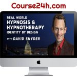 David Snyder – Real World Hypnosis – Identity By Design 2020 – Live Event Ticket