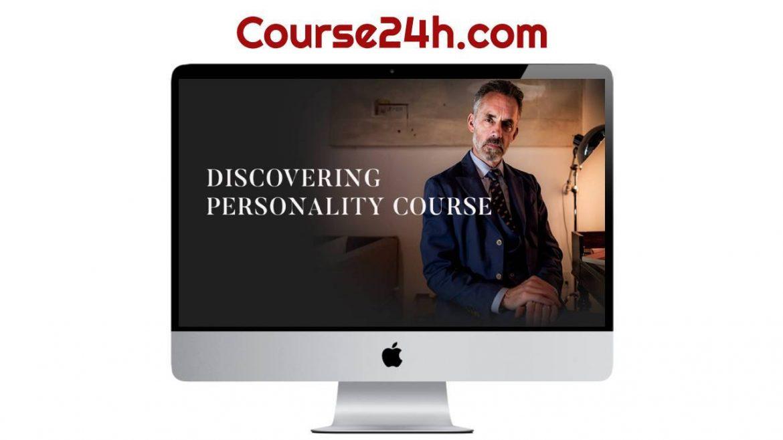 Jordan Peterson - Discovering Personality