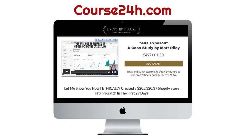 Matt Riley - Ads Exposed Case Study