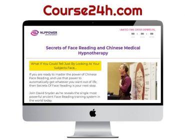 David Snyder - Secrets of Face Reading
