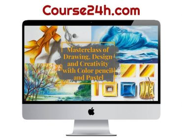 Masterclass - Drawing, Design & Creativity with Color Pencil
