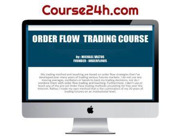 Michael Valtos - Order Flow Trading Course