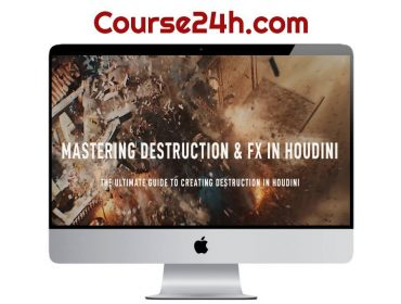 Saber Jlassi - Mastering Destruction and Fx In Houdini
