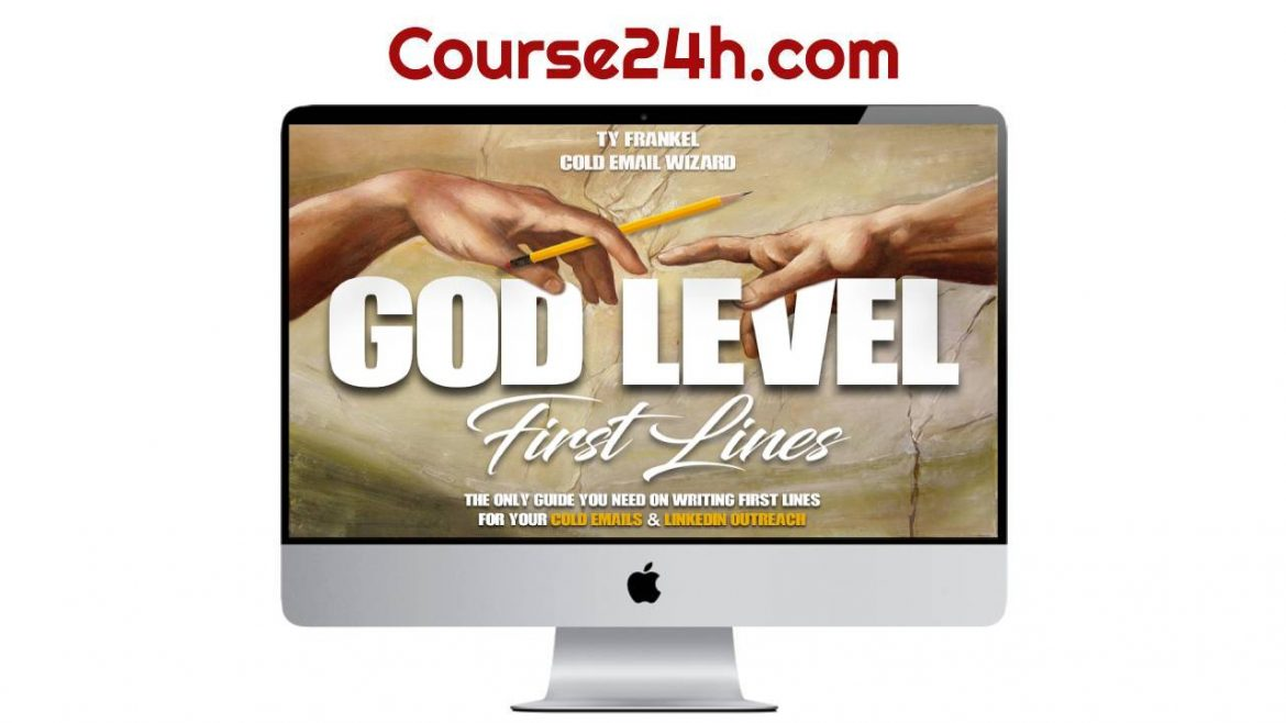 God-Level First Lines By Ty Frankel
